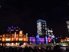 Tokyo Station 100's