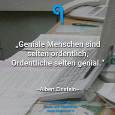 Kluge Sprüche von Albert Einstein 6