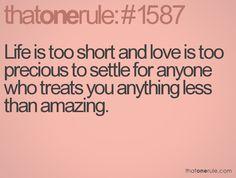 I have someone who treats me amazing, hope you do too...