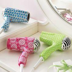 secador de cabelo!