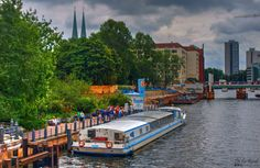 Berlin from Spree Eccentric, That Way, Experiment, Berlin, Cruise, Germany, The Incredibles, River, Explore