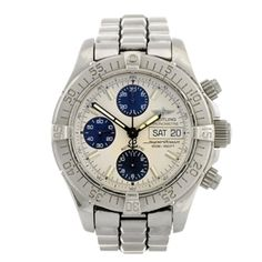 Breitling Superocean bracelet watch