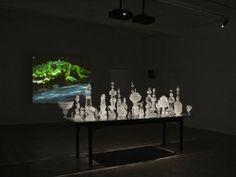 A World of Glass -  Nathalie Djurberg - Camden Arts Centre