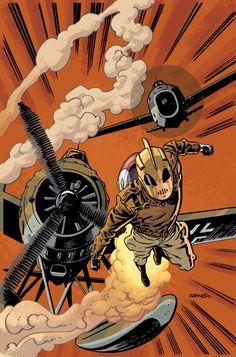 Rocketeer: Cargo of Doom #1