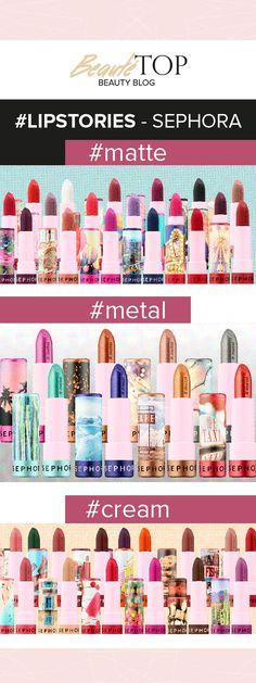 Lipstories, Sephora France pense à nous en cette fin d'année pour les rouges à lèvre lipstick Lipstories! #lipstick #tendance #lipstories #sephora