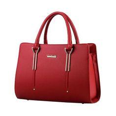 Women Bags Casual Tote Women PU Leather Handbags 2016 New Shoulder Bags Women's big Messenger Bags Fashion styling Clutches