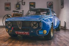 Lancias In The Living Room: Exploring Some Italian Icons In London • Petrolicious