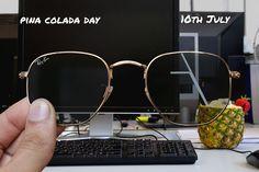 Pina Colada Day // J