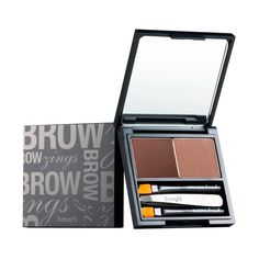 Benefit Brow Zings: the original and the best! #brows medium palette
