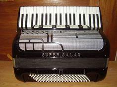 Super Salas (1960s) Stradella, Italy