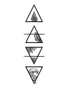 Dreieckiges Tattoos, Simbolos Tattoo, Symbol Tattoos, Mini Tattoos, Piercing Tattoo, Cute Tattoos, Body Art Tattoos, Tattoos For Guys, Tatoos
