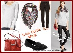 Fashionably Frugal: Look For Less - Weekender - http://www.livingrichwithcoupons.com/2013/11/look-for-less-11-1-weekender.html