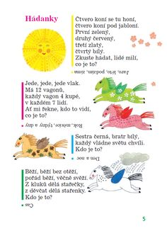 hádanky pro děti - Hledat Googlem Diy For Kids, Crafts For Kids, Preschool Activities, Montessori, Teaching, Education, Children, Literature, Toddlers