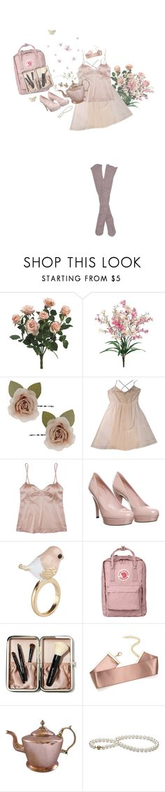 """""""Unbenannt #135"""" by togetic ❤ liked on Polyvore featuring Allstate Floral, Dorothy Perkins, Madison Marcus, JULIANNE, Gucci, ALDO, Fjällräven, Bobbi Brown Cosmetics and Free People"""