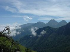 Mulanje's peaks, Malawi