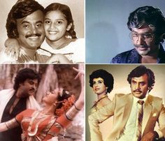 Photo Collections of Actor Rajinikanth