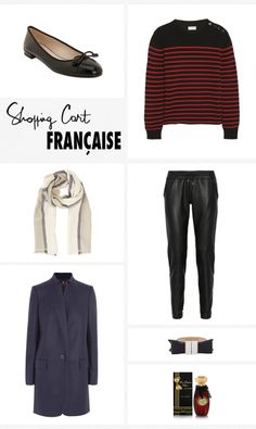 Francaise Shopping Cart, Prada, Saint Laurent, Maiyet, Lot78, Stella McCartney, Balenciaga, Annick Goutal