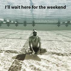 Swimming Funny, Usa Swimming, Swimming Memes, Keep Swimming, Masters Swimming, Swim Training, Swim Team, Coping Skills, Underwater