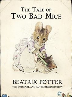Everything by beatrix potter.