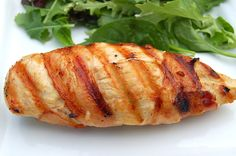 Try this delicious bacon-wrapped Jalapeño popper stuffed chicken breasts. Recipe on Char-Broil.com.