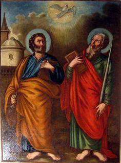 Il coraggio di guardare il cielo: Santi Pietro e Paolo apostoli e martiri