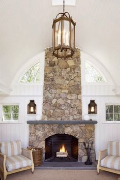 """Hello! This post has been a long time coming – it seems like whenever I undertake a daunting DIY project, I need to let my brain """"forget"""" it for awhile before I can talk about it again. I guess it's kind of like childbirth in that regard. Redoing our fireplace took several twists and turns,...Read More »"""