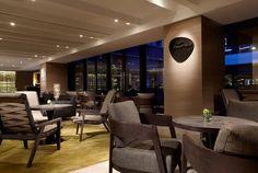 My Humble House Hotel designed by Hirsch Bedner Associates (HBA). Lighting design by Illuminate.