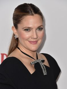 """Drew Barrymore Photos Photos - Actress Drew Barrymore attends the premiere Netflix's """"Santa Clarita Diet"""" at ArcLight Cinemas Cinerama Dome on February 1, 2017 in Hollywood, California. - Premiere of Netflix's 'Santa Clarita Diet' - Arrivals"""