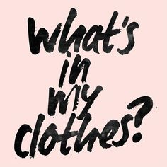 """190 curtidas, 9 comentários - Media that matters. (@ecowarriorprincess) no Instagram: """"FASHION SUSTAINABILITY // This week is Fashion Revolution Week and a few days ago we published a…"""" Ethical Fashion, Sustainability, Fashion Outfits, Words, Instagram Fashion, Revolution, Stuff To Buy, Clothes, Humor"""