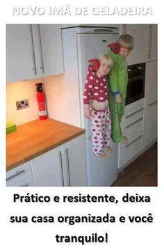 Imagem e Frases Facebook: NOVO IMÃ DE GELADEIRA