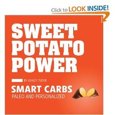 great book on healthy carbs and benefits of sweet potatoes