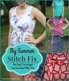 My Summer Stitch Fix