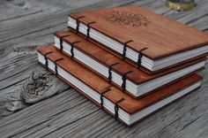 Broken Compass Trading:  Thoughtfully handcrafted notebooks among other creations.