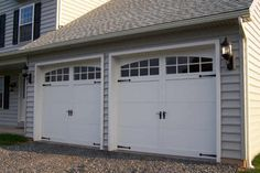 Install a New #GarageDoor, All by Yourself