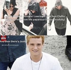 And then there's Josh...O yeah