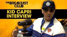 Kid Capri Breaks Down Funk Flex Beef & The Unwritten Rules Of DJing w/The Breakfast Club ( Def Comedy Jam, Funk Flex, Kid Capri, Hip Hop Dj, The Rap Game, Economic Problems, Club Kids, The Breakfast Club, Interview