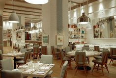 Restaurante del hotel W South Beach, Miami Beach