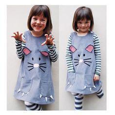 Como hacer un vestido para niñas01
