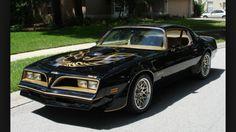 1978 Pontiac Firebird Trans Am - Bandit