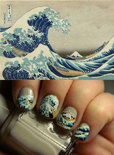 tsunami nails