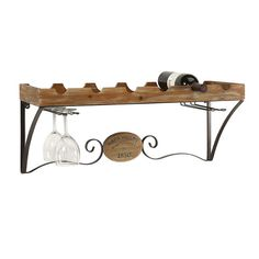 Found it at Wayfair.ca - Napa Valley Wine Shelf 6 Bottle Wall Mount Wine Rack
