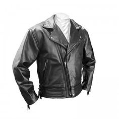 """Columbia jacket FRONT - #Langlitz Leathers. When ordering you get get customisations. The most popular being the """"diamond stitch"""" extra protection padding for shoulders and elbows."""