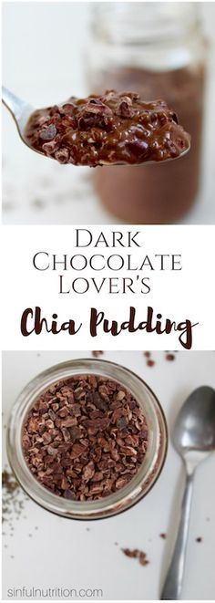 Dark Chocolate Chia