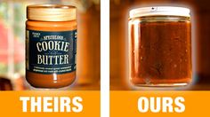 How To Make Your Own Cookie Butter