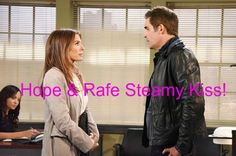 Days of Our Lives (DOOL) Spoilers: Rafe and Hope's Steamy Kiss – Ciara Grills Mom About Feelings for New Man