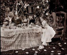 from the Alice in Wonderland series by Vladimir Klavikho-Telepnev