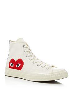 e5684921c8c7 Comme Des Garcons PLAY COMME des GARÇONS PLAY Men s Converse Chuck Taylor  High Top Sneakers Men - Bloomingdale s