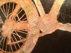 Fat Bike Art #fatbike #bicycle