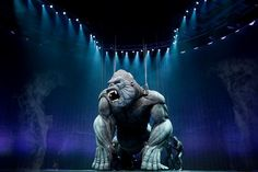 """King Kong: The Musical""?!?!?!?!? I...must...see!"