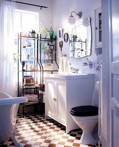 20 banheiros pequenos para você se inspirar (parte 2) | Limão n'água
